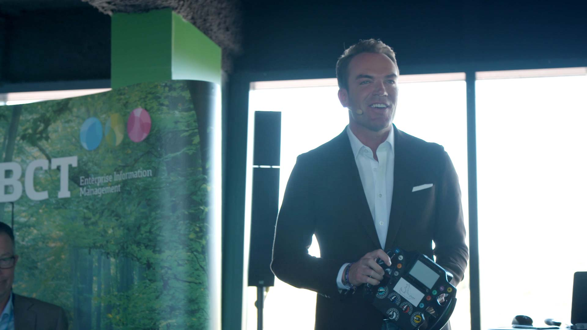 B2B video Robert Doornbos